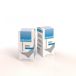 Bota Bandagem Elástica Umecta Flex - Contém 1 unidade. Helianto