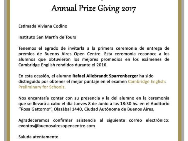 Invitation Rafael Allebrandt Sparrenberger