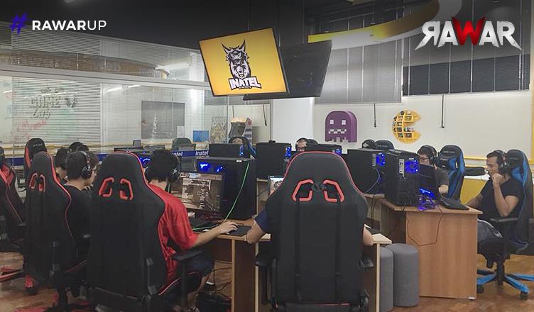 Lab do Inatel e-Sports
