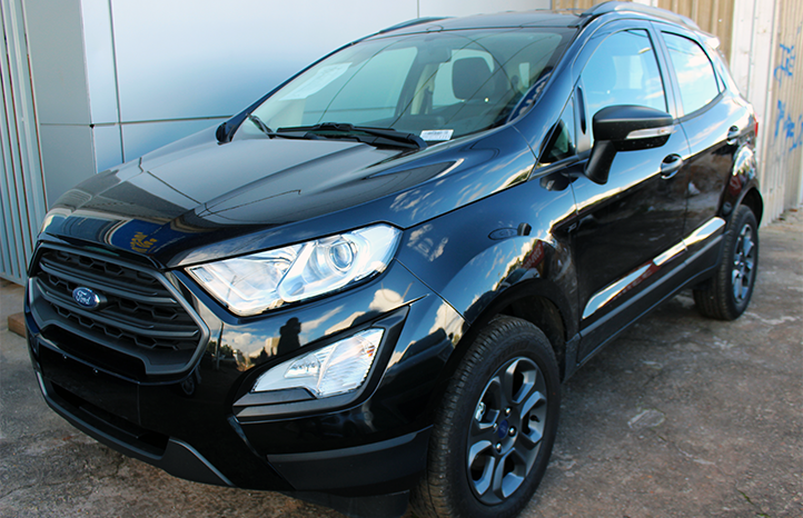 Ford EcoSport Freestyle AT cheio