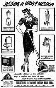 Melhore a vida da mulher epel 1947