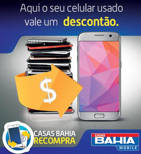 Casas Bahia - Trade in Mobile