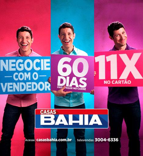 Casas Bahia - Pacote Econômico