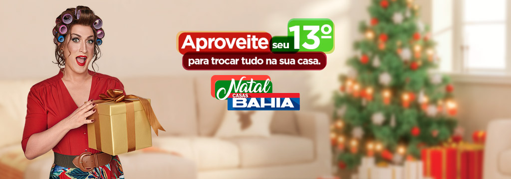 Casas Bahia - Natal Casas Bahia