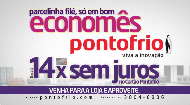 Pontofrio - Economês