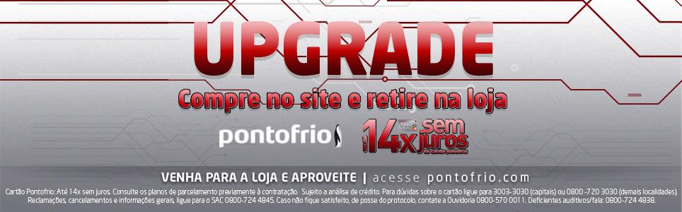 Pontofrio - Upgrade