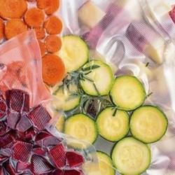 Técnicas de conservación adecuada de alimentos (congelación y vacío)
