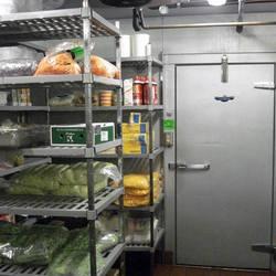 Servicios gastronómicos: compra, recepción y almacenamiento de materias primas