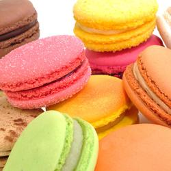 Mini Postres / Petit Gateux/ Macarrons/Cupcakes