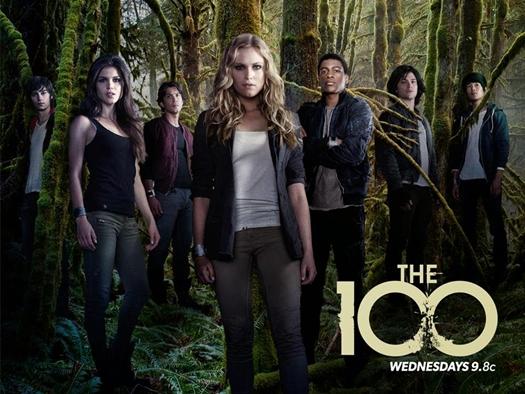 The 100 Personagem 1