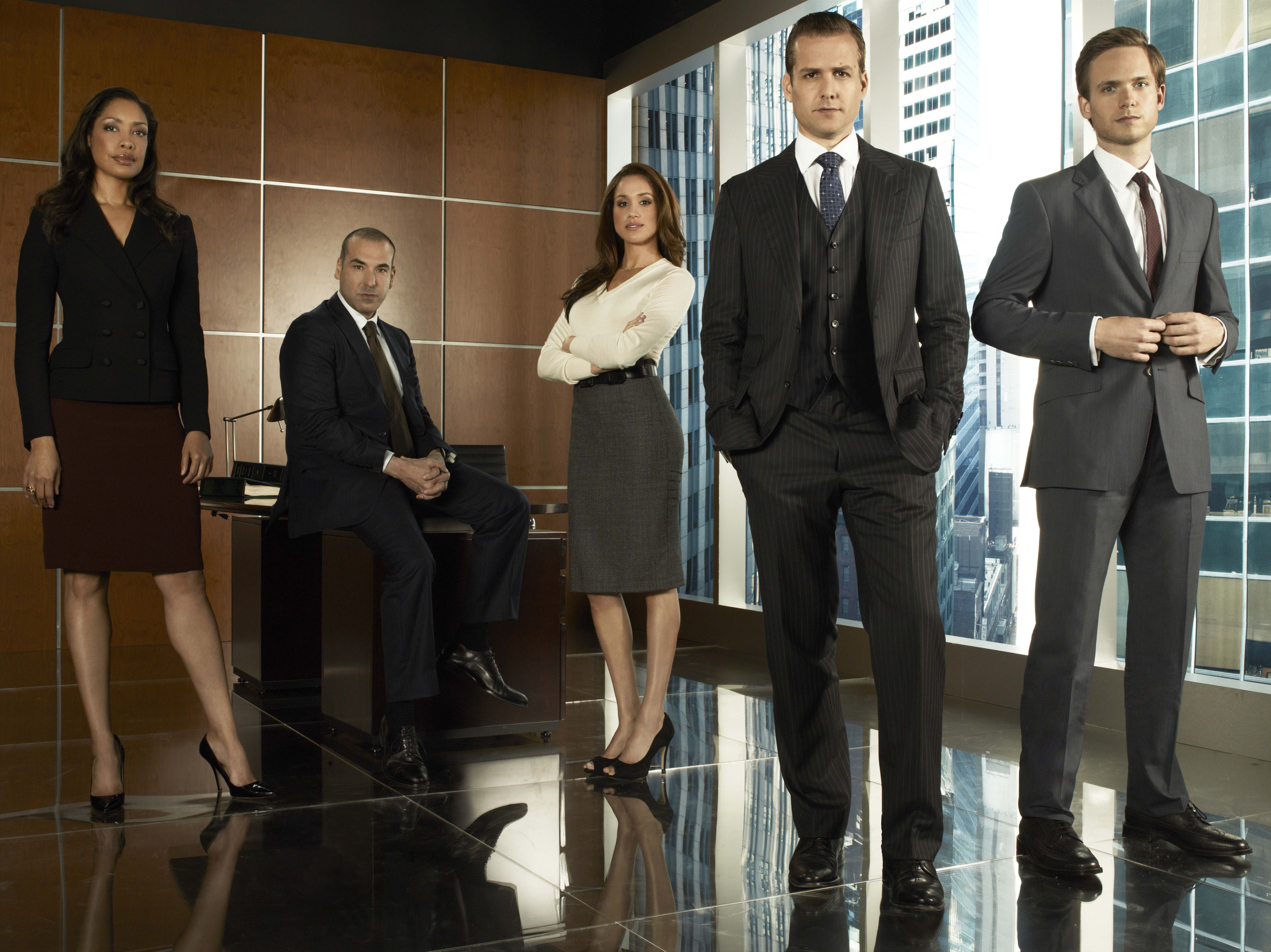 Suits - New Series