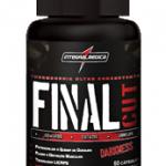 Final Cut, um potente termogênico