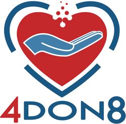 4don8 logo