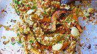 Receita de Legumes Assados com Quinoa