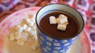 Receita de Chocolate Quente de Nutella