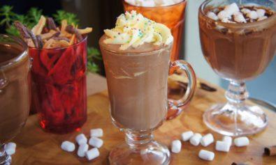 5 Receitas de Chocolate Quente Simples e Caseiros