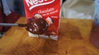 Receita de Ganache Falso com Chocolate em Pó