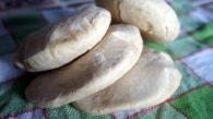 Receita de Pão Pita