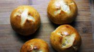 Receita de Pão para Hamburguer (Pretzel Buns)