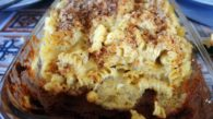 Receita de Mac 'n' Cheese do Jamie Oliver