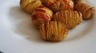 Receita de Hasselback Potatoes