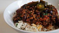 Receita Autêntica de Chili con Carne