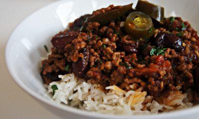 utêntica de Chili con Carne