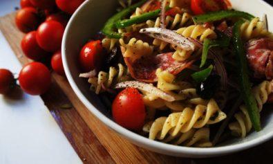 Salada de Massa bem Italiana