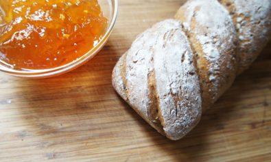 Receita de Pão Integral com Semente de Linhaça e Semente de Girassol