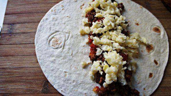 Rceheio para Tortillas - Tacos/Burritos