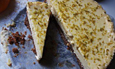 Tortinaha de Limão Fácil com ricota e cream cheese