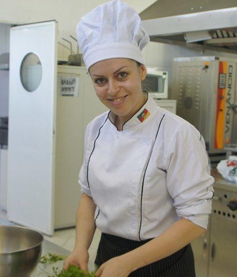 Chef Roberta - ICIF