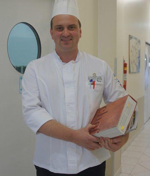 Professor/Chef Moisés Basso