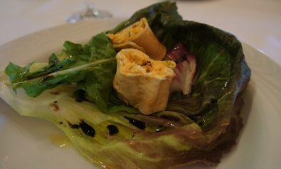 Entrada Almoço - Escola de Gastronomia ICIF