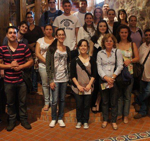 Turma ICIF Flores da Cunha - Curso Chef Básico 2012