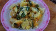 Receita de Nhoque de Batata com Molho de Salvia, Manteiga e Queijo Gruyere