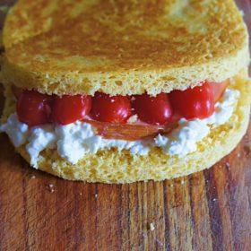 Receita de Pão de Microondas sem Glúten (Receita Dukan)