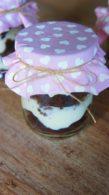 Receita de Bolo no Pote de Chocolate e Creme 4 Leites