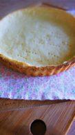 Receita de Pâte Sablée