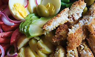 Receita de Salada Niçoise