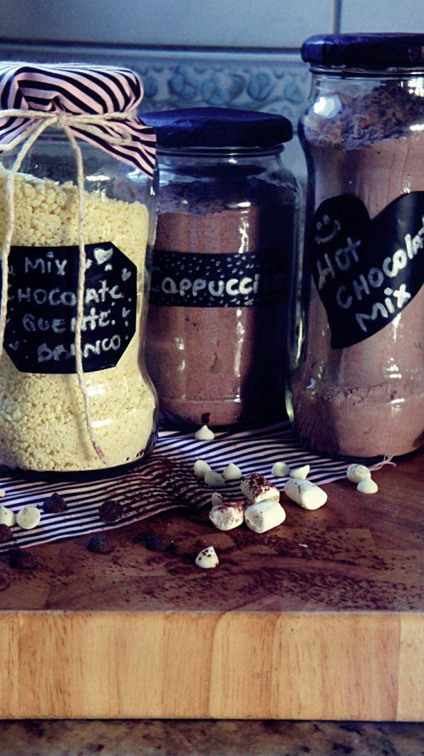 Misturas Prontas pra Cappuccino e Chocolate Quente