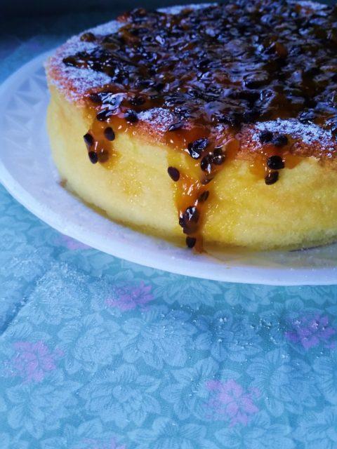 Receita-de-Cheesecake-Japonesa-com-Calda-de-Maracuja-1