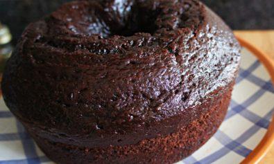 Receita de Bolo de Chocolate com Maionese