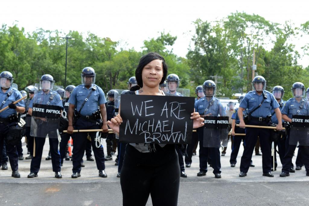 Atualidades: Assassinato em Ferguson e a questão racial