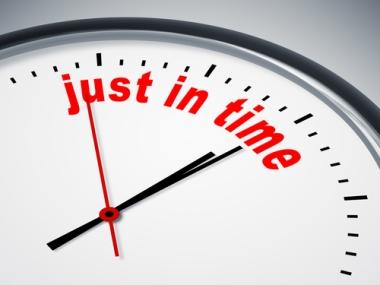 """Just-in-time"", e a importância da sincronia da produção"