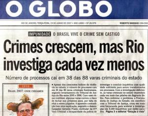 3 manchetes de jornal que mostram que as Conjunções são operadores argumentativos
