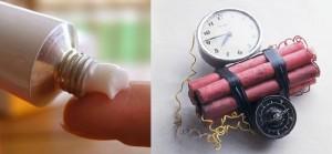 Fenóis são usados em pomadas e detonadores de explosivos