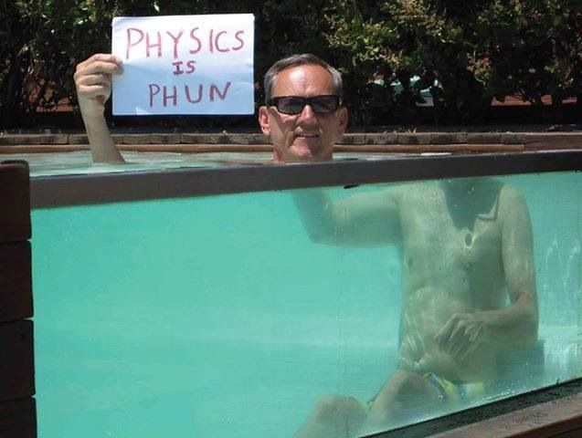 Física é divertido