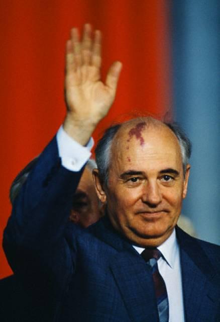 Mikhail Gorbachev foi o último líder da URSS