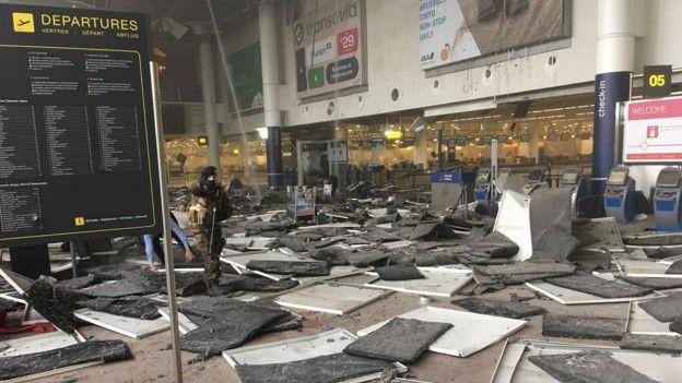 O que os atentados na Bélgica têm a ver com o seu vestibular?